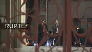 LIVE: US National Security Advisor John Bolton meets Lavrov in Moscow: departures