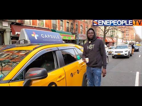 La vie des sénégalais à Harlem Manhattan New York