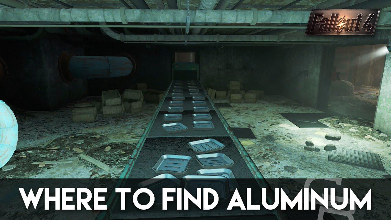Aluminum - Fallout 4 Wiki Guide - IGN