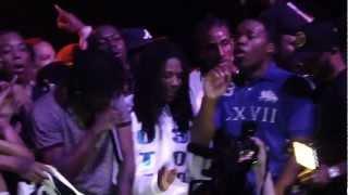 Chief Keef x Lil Durk x Lil Reese - L's Anthem, BANG, I Don't Like, 3Hunna (Live) | HD