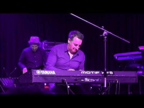Alex Bugnon at 6. Mallorca Smooth Jazz Festival (2017)