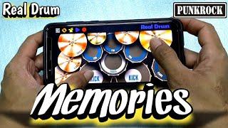 Download Memories - Maron 5 | Real Drum Versi Rock Cover