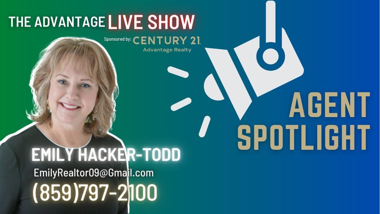 CENTURY 21 Advantage Realty Agent Spotlight Emily Hacker-Todd