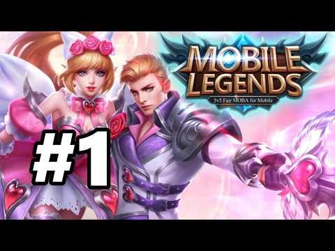"Mobile Legends: Bang Bang - 1 - ""First Time Playing"" thumbnail"