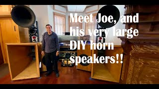 Meet Joe, and his amazing DIY …