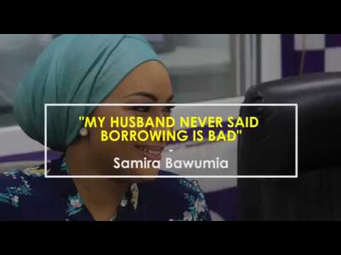 'Bawumia never said borrowing is bad' - Samira