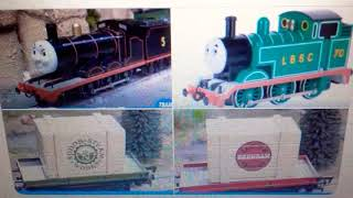 Thomas & Friends Bachmann 2020: Delayed Daisy And Peter Sam (500 SUBSCRIBERS Special)