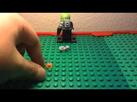 how to make big lego