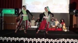 Sawan Gagane Ghor Ghanagata - Mithila & Pritha