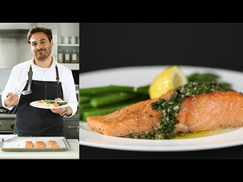 How to Avoid Overcooked Salmon - Kitchen Conundrums with Thomas Joseph