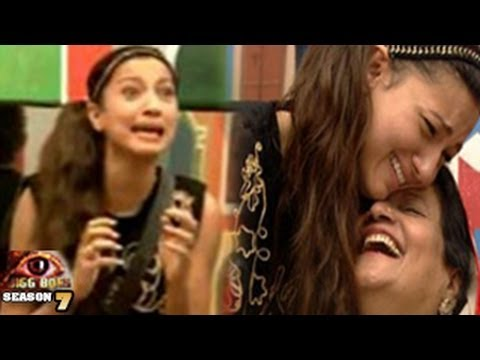 Bigg Boss 7 Gauhar's SHOCKING Surprise...