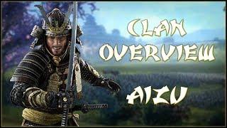 AIZU CLAN OVERVIEW - Total War: Shogun 2 - Fall of the Samurai!