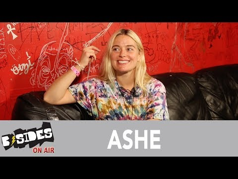 Ashe Talks Working With Finneas, Growing From Divorce