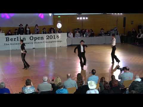 Berlin Open 2018 - Line Advanced Male Open - 06 Novelty