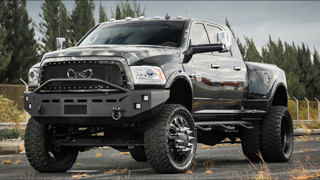2017 Dodge Ram >> Dodge Ram 1500 muscle tuning - YouTube