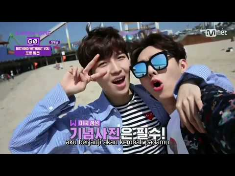 Wanna One (The Heal Feat. Heize) - Sandglass