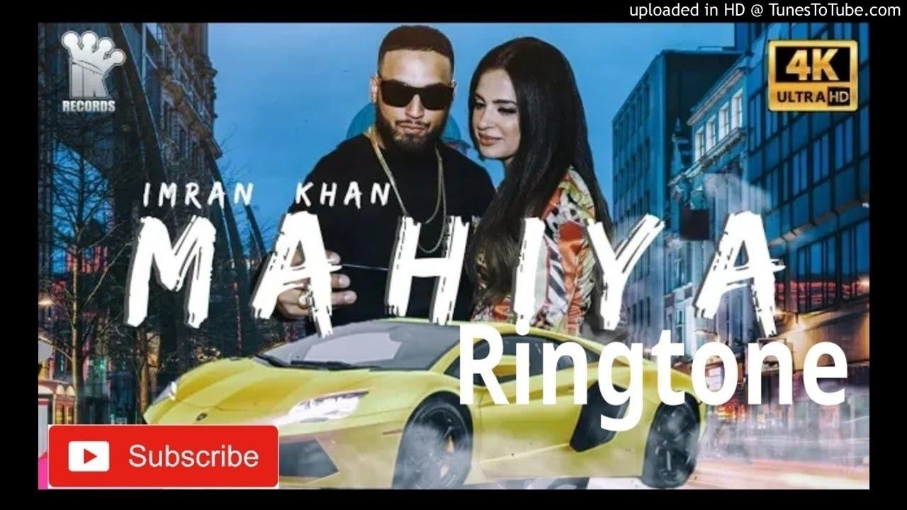 imran khan amplifier ringtone iphone