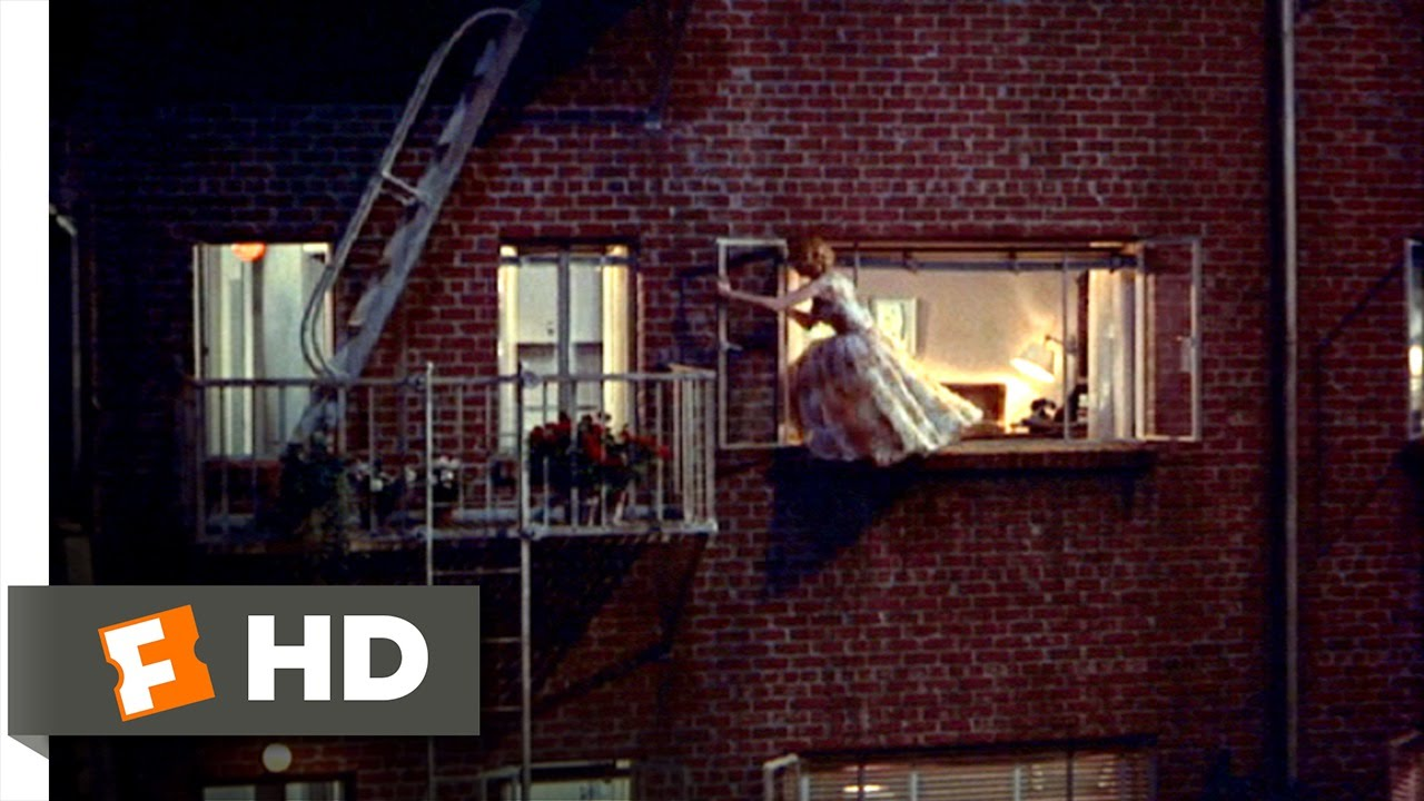 Rear window 6 10 movie clip sneaking into the apartment 1954 hd youtube - La finestra sul cortile youtube ...