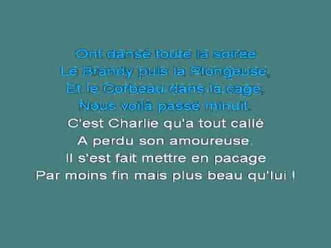 La Danse  saint Dilon [karaoke]