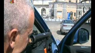 Repeat youtube video 159° anniversario della Polizia 2011: L'esibizione degli istruttori di tecniche operative