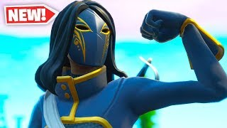 Fortnite's New DARING DUELIST Skin..