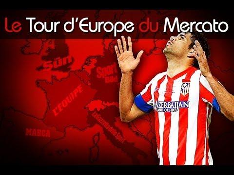 Diego Costa en feu, Wenger furieux... Le tour de la presse européenne !