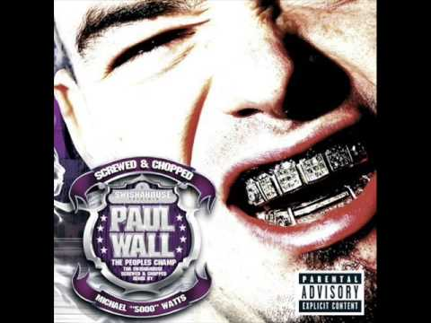 Paul Wall ‎- The Peoples Champ (Screwed & Chopped) [Full Mixtape]
