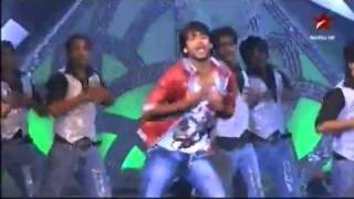 Navya & Anant Dance Performance at Big TV Awards 2011   21st August 2011