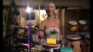 Lisa Loud & Pav on Percussion