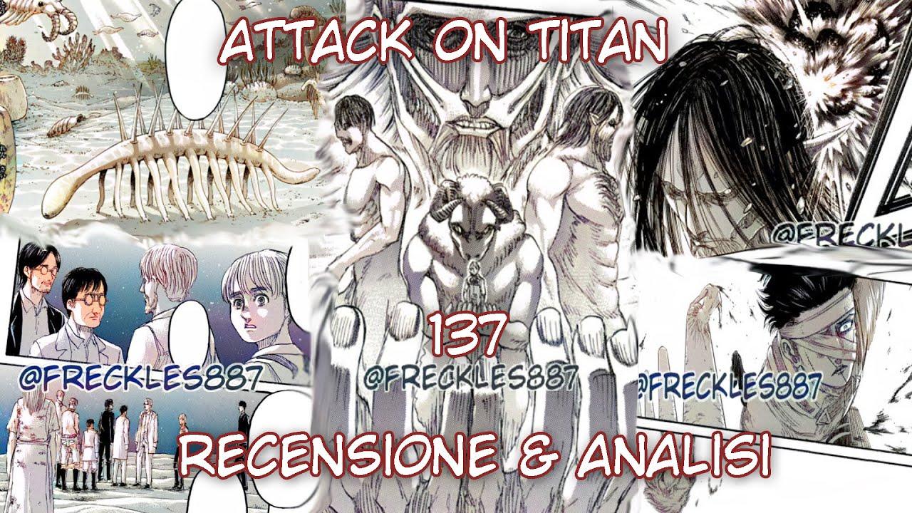 Titan 137 on attack