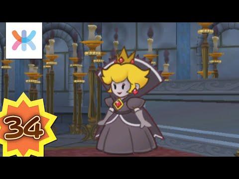 Paper Mario : La porte millénaire #34 - La Reine des Ténèbres