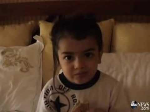 Michael Jackson (Rare) and his kids Home Videos