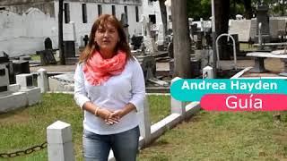Recorridos guiados: Preparate para una imperdible visita nocturna por el Cementerio de Disidentes