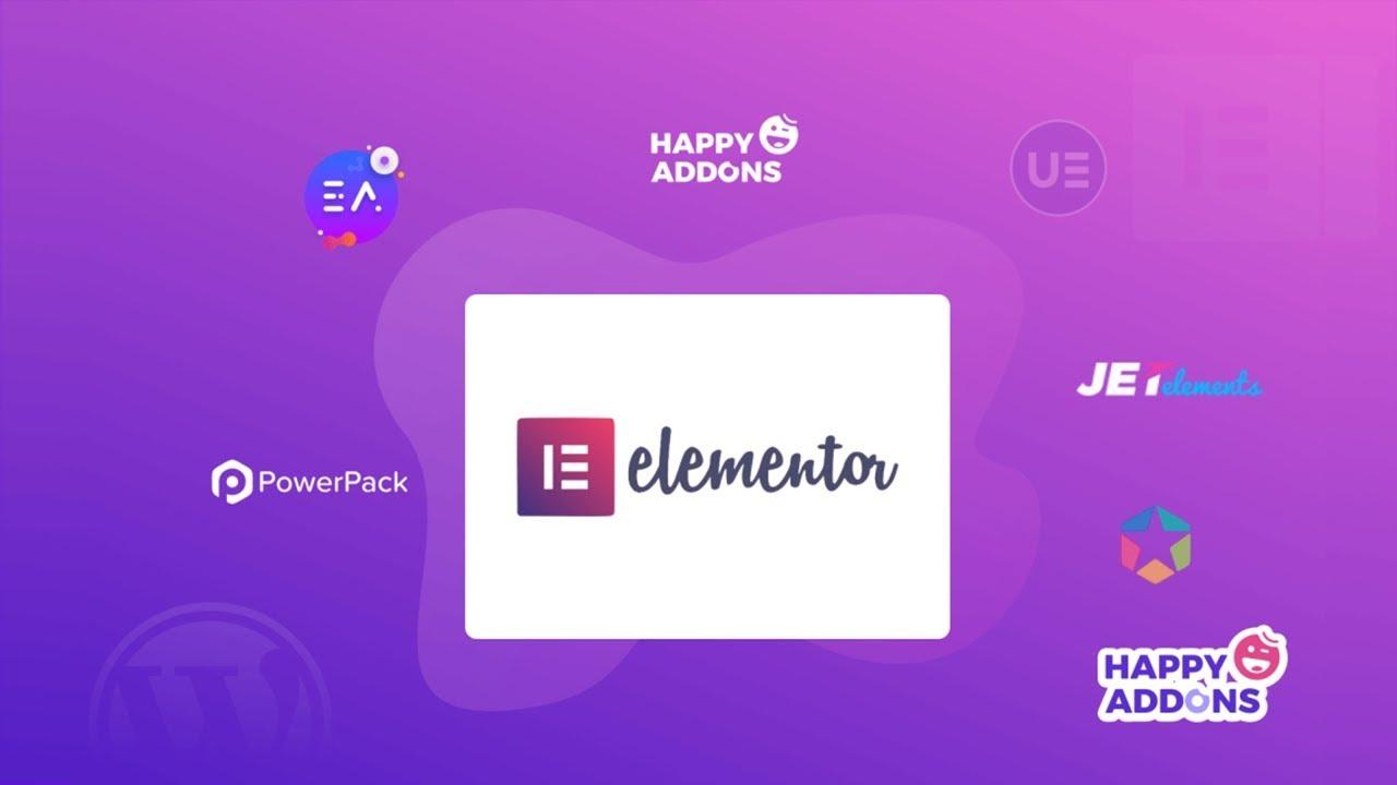 BEST & FREE Elementor Plugins and Addons for WordPress Templates, Widgets & Custom Header & Footer