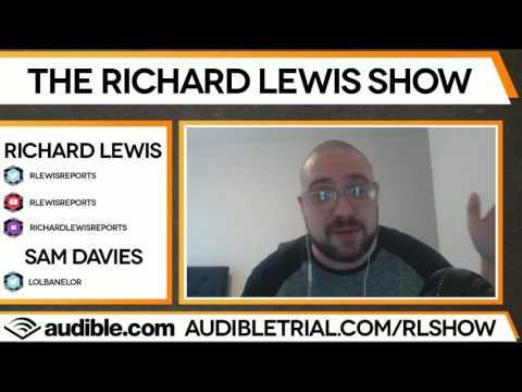 The Richard Lewis Show #13 - Gambling Scandals & CSGONews