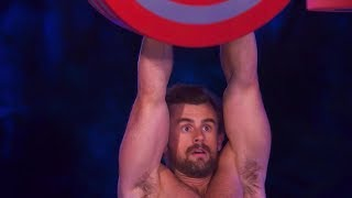 Nathan McCallum Semi-final Run | Australian Ninja Warrior 2017