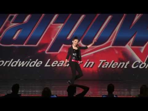 Sarah Patricia Hall - Tap Solo - Panther 2013