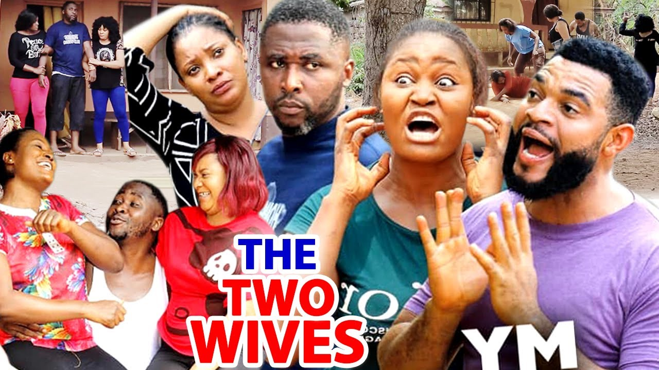 Download THE TWO WIVES COMPLETE SEASON  (New Hit Movie) CHIZZY ALICHI - 2020 Latest Nigerian Nollywood Movie