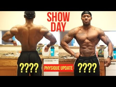 DAY!?  PEAK WEEK Results  WHATABURGER CHEAT MEAL  Contest Prep Ep.35