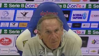 Pescara - Ternana 3-3,  Zdenek Zeman