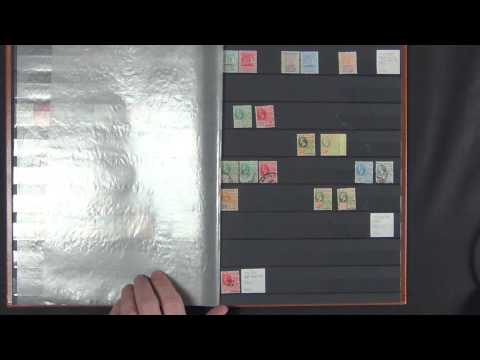 British America and Caribbean QV - KGV Spectacular All Different Mint and Use Stamp Collection