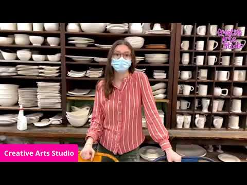 Learn about Scout Troop projects at Creative Arts Studio in Royal Oak #ArtProjects