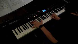 Michael Jackson - Give In To Me - piano cover [HD]