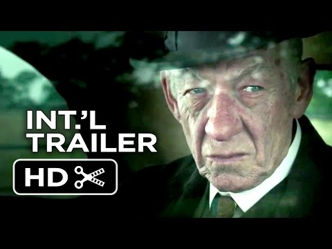 Mr. Holmes Official International Teaser Trailer #1 (2015) - Ian McKellen Mystery Drama HD