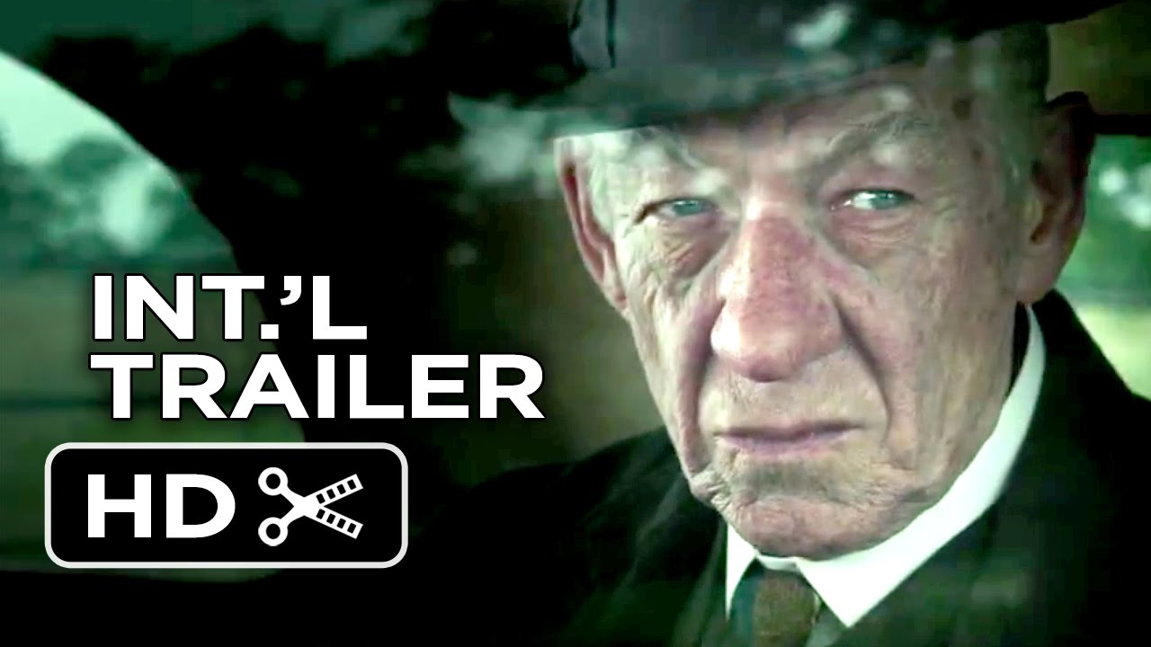 Mr. Holmes Official International Teaser Trailer #1 (2015) - Ian McKellen Mystery Drama HD