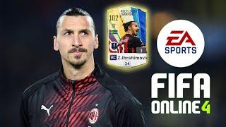 🔴 Fifa Online 4 : ยังใช้พี่ตั้นVTRไม่คุ้มเลยปีใหม่มาละ555