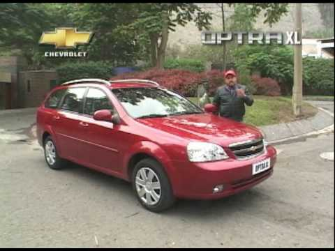 Chevrolet Optra  XL Road Test