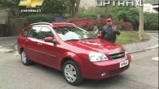 Chevrolet Optra  XL Road Test