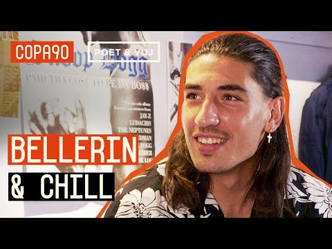 Life under Emery, Going Vegan, Fashion & More | Hector Bellerin Chills with Poet and Vuj