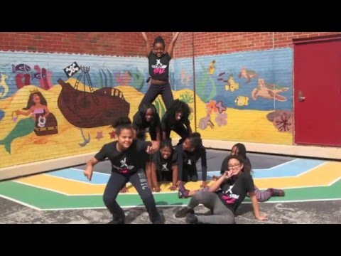 Waterside SONYC Game Changers: Rockaside Girlz- Child Center